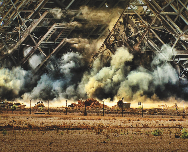 Liberty Industrial Demolition, Deconstruction, Decommissioning