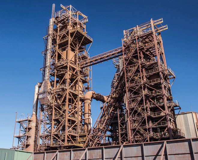 Liberty Industrial Heavy Industrial
