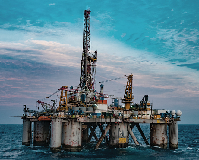 Oil & Gas Offshore Liberty Industrial