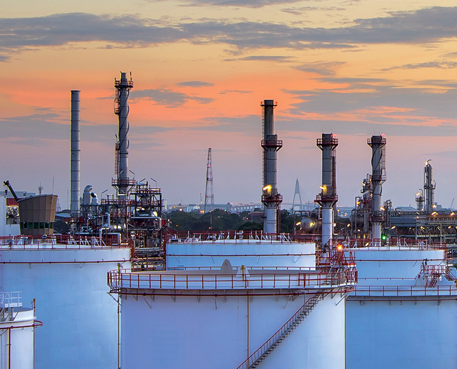 Oil & Gas Onshore Liberty Industrial