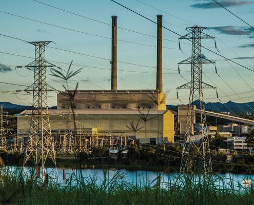 Liberty Industrial Power Generation